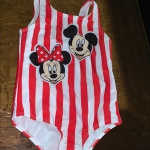 Size 4T like new Minnie Mouse